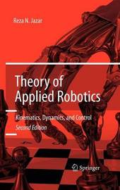 Theory of Applied Robotics by Reza N. Jazar image