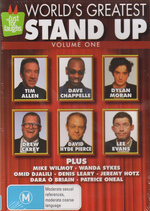 World's Greatest Stand Up - Vol. 1 on DVD