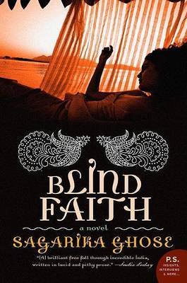 Blind Faith by Sagarika Ghose image