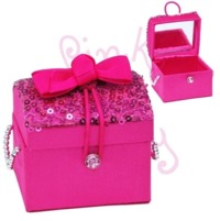 Pink Poppy: Twinkle Fairy Tooth Chest - Pink