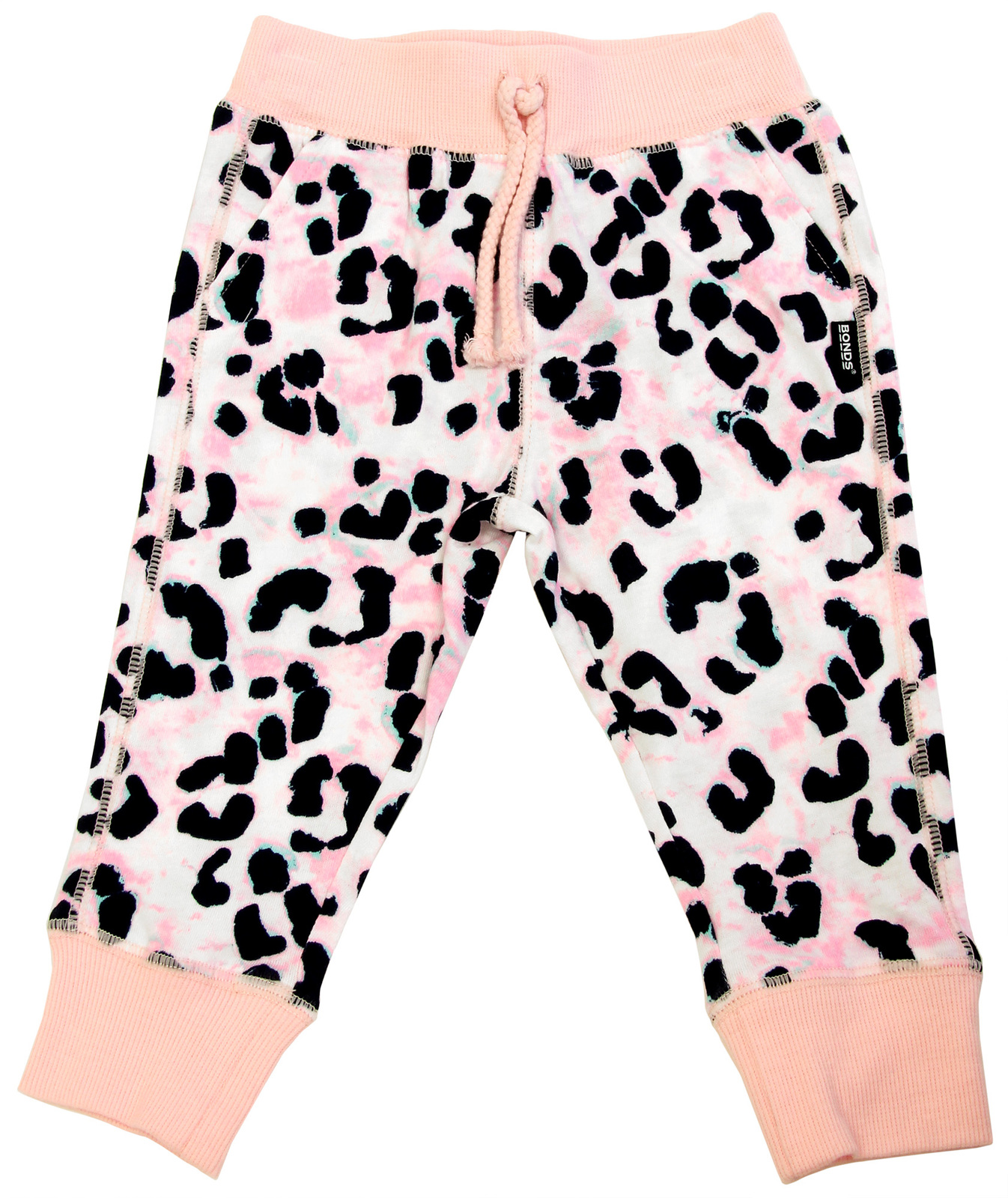 Bonds Hipster Trackie Pants - Inked Spot Kid (18-24 Months) image