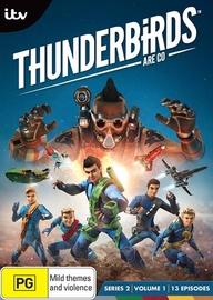 Thunderbirds Are Go: Series 2 - Volume 1 on DVD