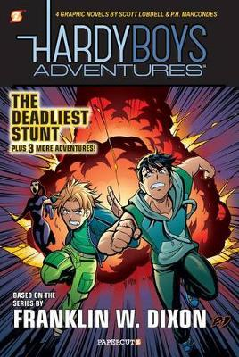 The Hardy Boys Adventures #2 by Scott Lobdell image