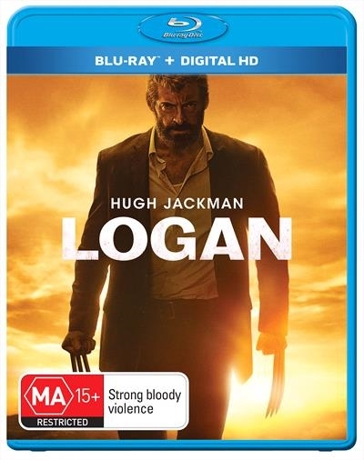 Logan on Blu-ray image