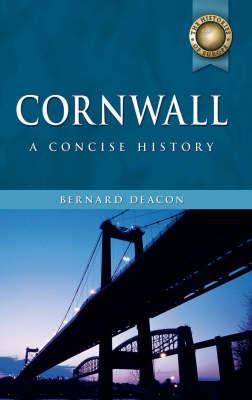 Cornwall by Bernard W. Deacon image