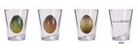 Game of Thrones: Dragon Eggs - Shot Glass Set