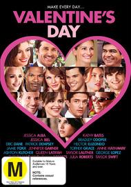 Valentine's Day on DVD