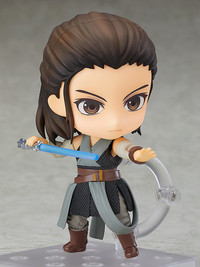 Star Wars: The Last Jedi - Nendoroid Rey - Articulated Figure