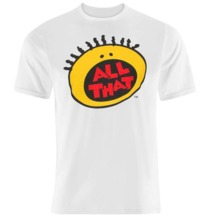 Nickelodeon: All That Logo - T-Shirt (Small)