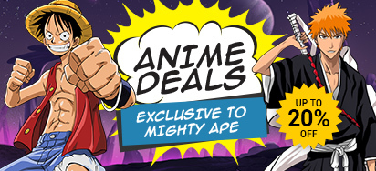 Exclusive Anime April Deals!