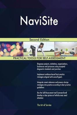 Navisite Second Edition by Gerardus Blokdyk image