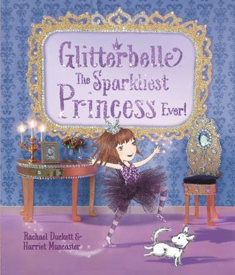 Glitterbelle the Sparkliest Princess Ever! image