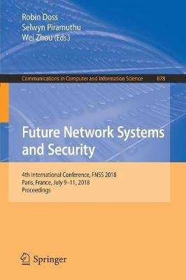 Future Network Systems and Security image