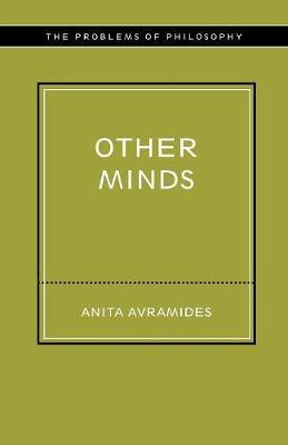 Other Minds by Anita Avramides image