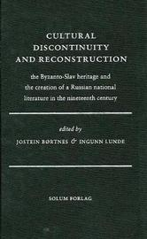 Cultural Discontinuity and Reconstruction image