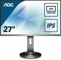 "27"" AOC 1440p 60Hz 4ms Business Monitor image"