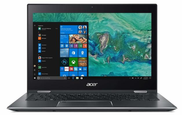 """Acer Spin 5 13.3"""" i5 512GB SSD 8GB RAM W10 Home"""