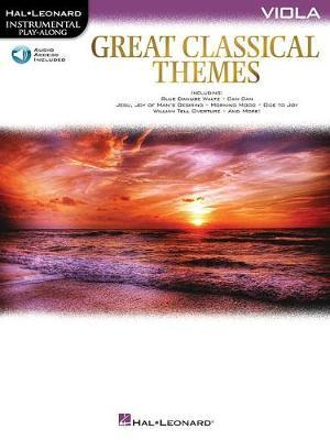 Great Classical Themes by Hal Leonard Publishing Corporation image