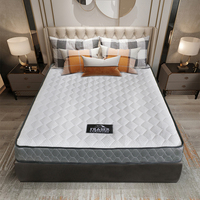 Fraser Country: Basic Bonnell Spring Mattress - Queen