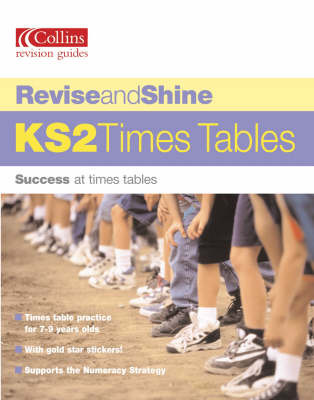 Times Tables: Age 7-9 by Simon Greaves image