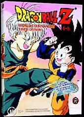 Dragon Ball Z 4.6 on DVD