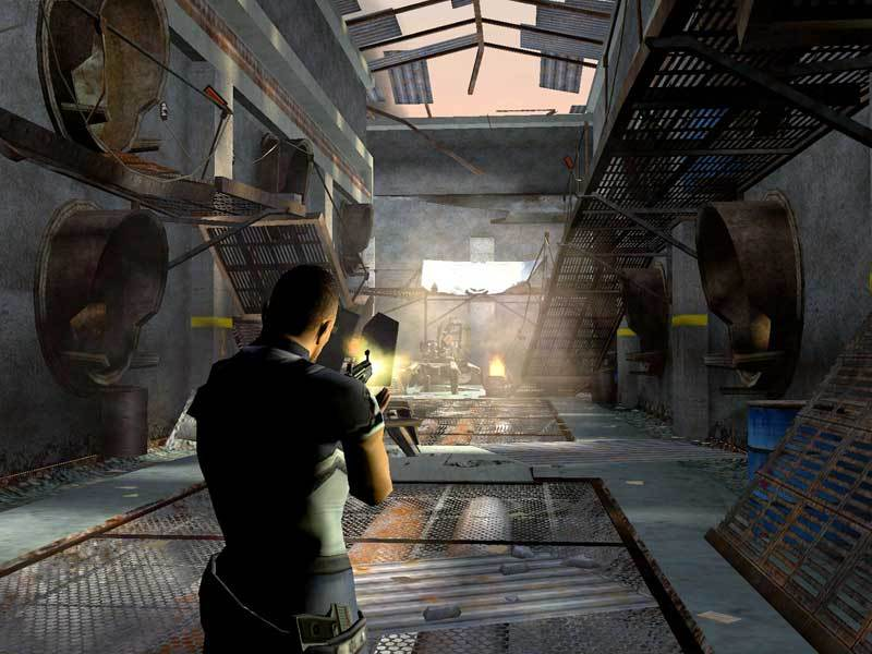 SpyHunter: Nowhere to Run for PlayStation 2 image