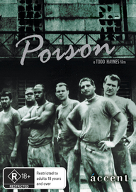 Poison on DVD