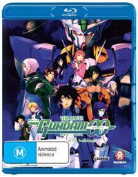 Mobile Suit Gundam 00 The Movie: Awakening of the Trailblazer on Blu-ray