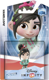 Disney Infinity Figure: Vanellope (PS3, Xbox 360, Wii U, Wii, 3DS) for