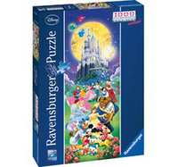 Ravensburger Disney Characters Puzzle (1000pc)