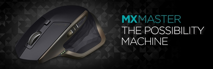 MX Master Mouse from Logitech!