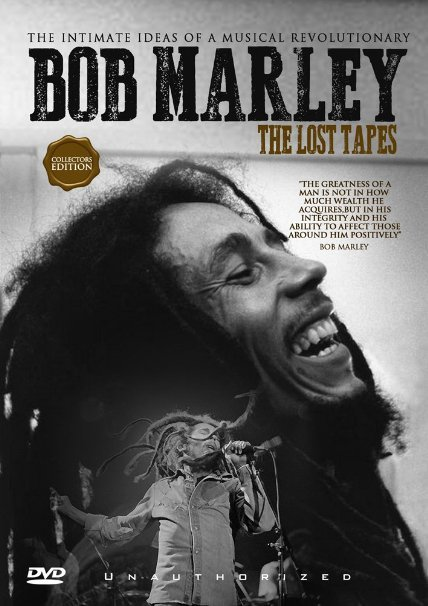 Bob Marley - The Lost Tapes on DVD image