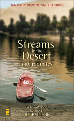 Streams in the Desert for Graduates by Mrs Charles E Cowman image