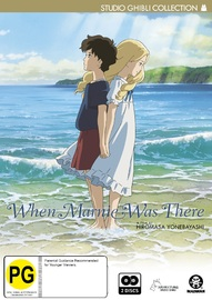 When Marnie Was There on DVD
