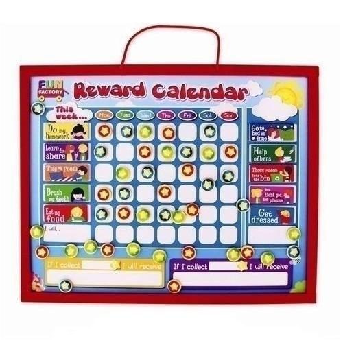 VIGA Wooden Toys - Reward Calendar