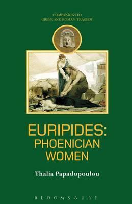Euripides by Thalia Papadopolou