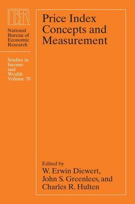 Price Index Concepts and Measurement by Walter E. Diewert image