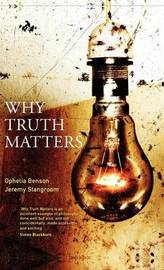 Why Truth Matters by Ophelia Benson image