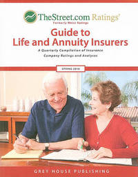TheStreet.com Ratings' Guide to Life and Annuity Insurers image