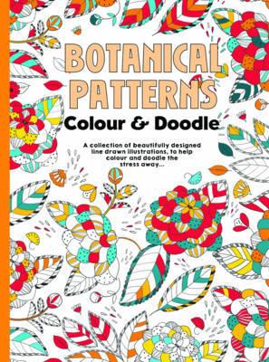 Botanical Patterns Colour & Doodle