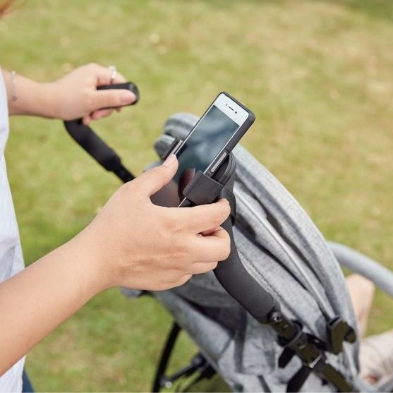 Two Nomads: Stroller Phone Holder image