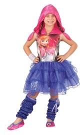 DIsney's Frozen - Anna Hooded Dress (Size 6-8)