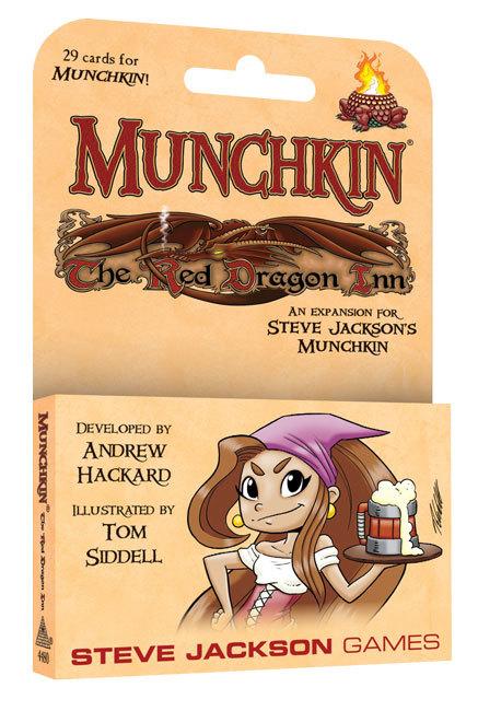 Munchkin: Red Dragon Inn - Expansion Set