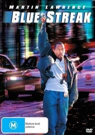 Blue Streak on DVD