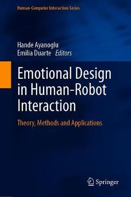 Emotional Design in Human-Robot Interaction | Pre-Order Now | at
