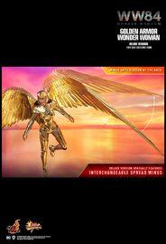 """Wonder Woman 1984: Golden Armor (Deluxe) - 12"""" Articulated Figure"""