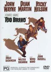 Rio Bravo on DVD