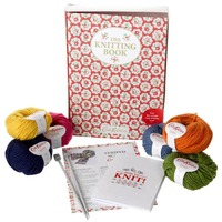 The Knitting Book Tin (Gift Tin with Book & Project) by Cath Kidston