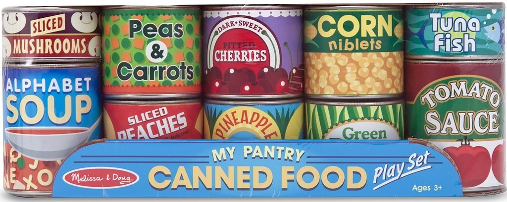 Melissa & Doug: My Pantry Canned Foods image