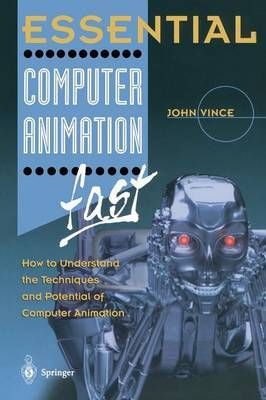Essential Computer Animation fast by John Vince image